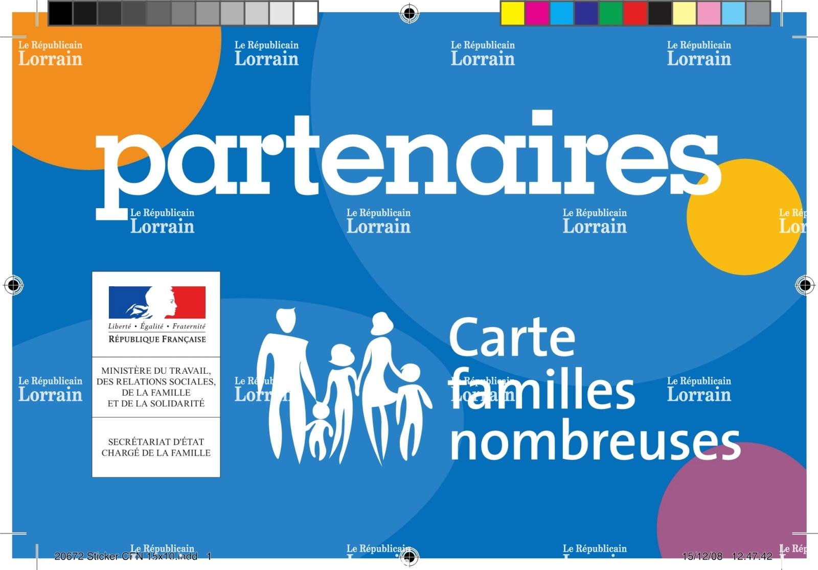 prix carte famille nombreuse Carte famille nombreuses : un bon plan proposé par la SNCF