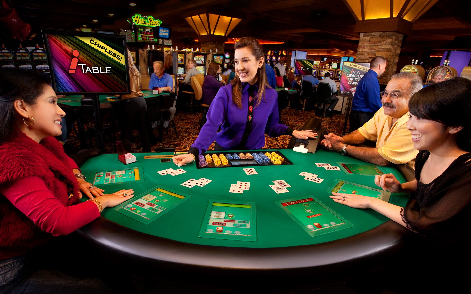 travailler pour un casino en ligne