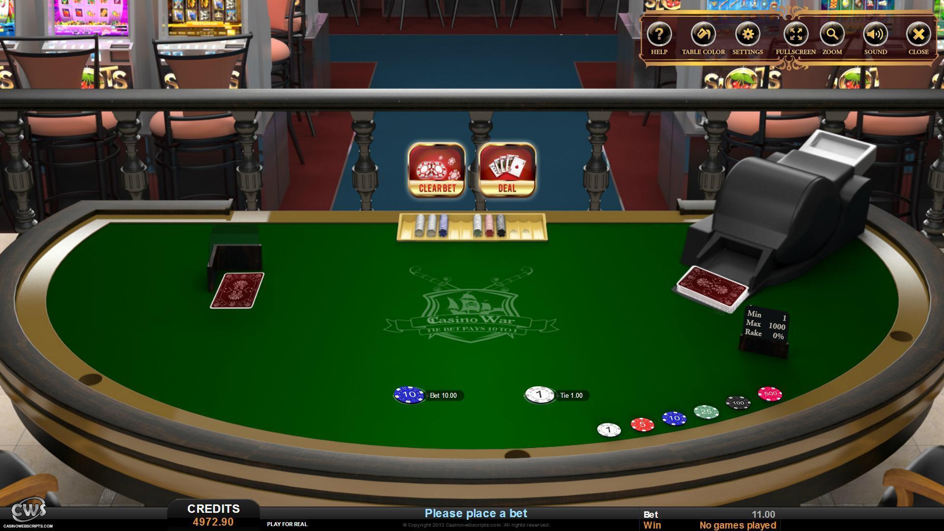 Casino 777 En Ligne Gratuit